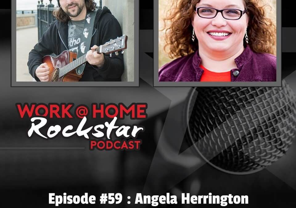 WHR #59 : Angela Herrington – Digital Strategy Coach