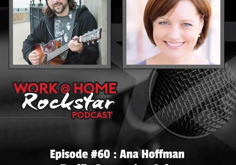 WHR #60 : Ana Hoffman – Traffic Generation Cafe