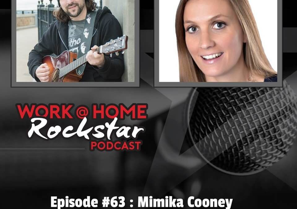 WHR #63 : Mimika Cooney – Visual Brand Strategy