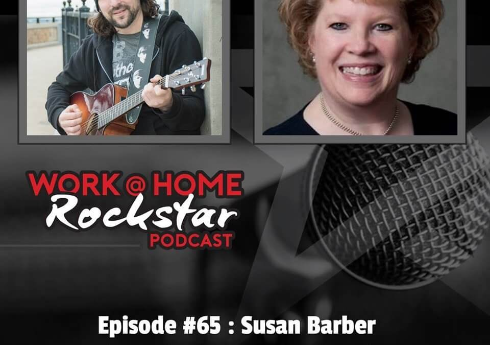 WHR #65 : Susan Barber – Executive Leadership Coach