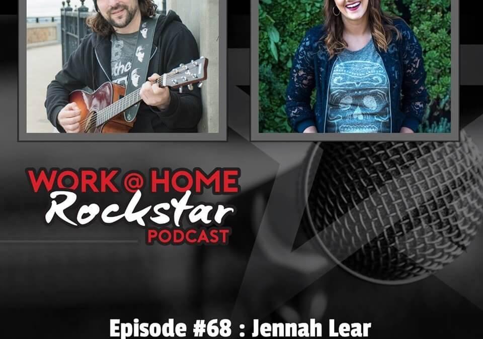 WHR #68 : Jennah Lear – Chief Creative