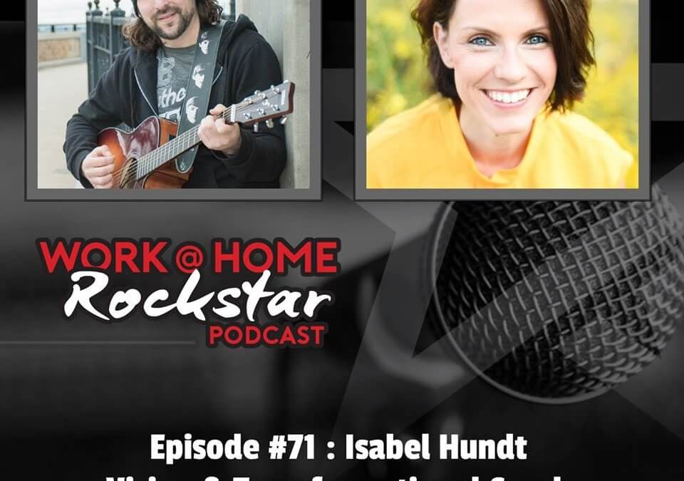 WHR #71 : Isabel Hundt – Vision & Transformational Coach