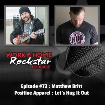 WHR #73 : Matthew Britt – Let's Hug It Out