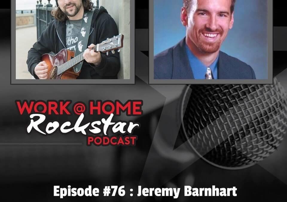 WHR #76 : Jeremy Barnhart – Apex Fun Run