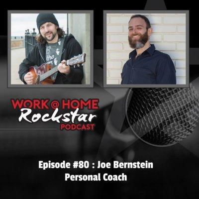 WHR #80 : Joe Bernstein – Personal Coach
