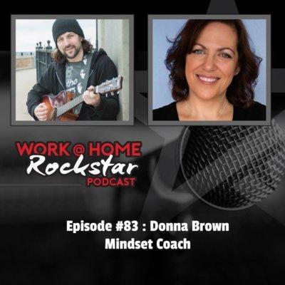 WHR #83 : Donna Brown – Mindset Coach