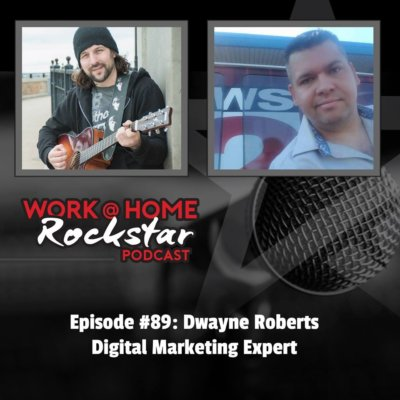 WHR #89 : Dwayne Roberts – Digital Marketing