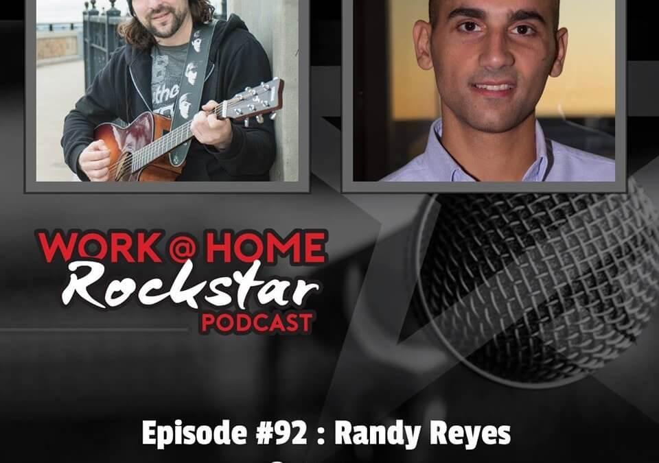 WHR #92 : Randy Reyes
