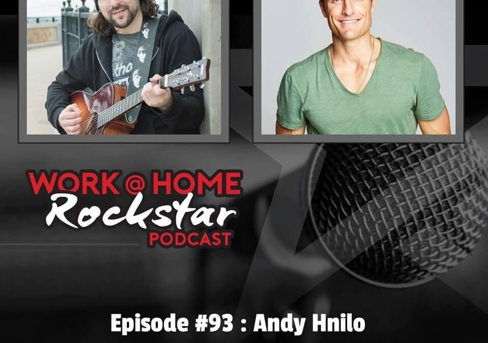 WHR #93 : Andy Hnilo – Alitura Naturals