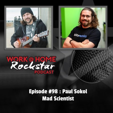 WHR #98 : Paul Sokol – Mad Scientist