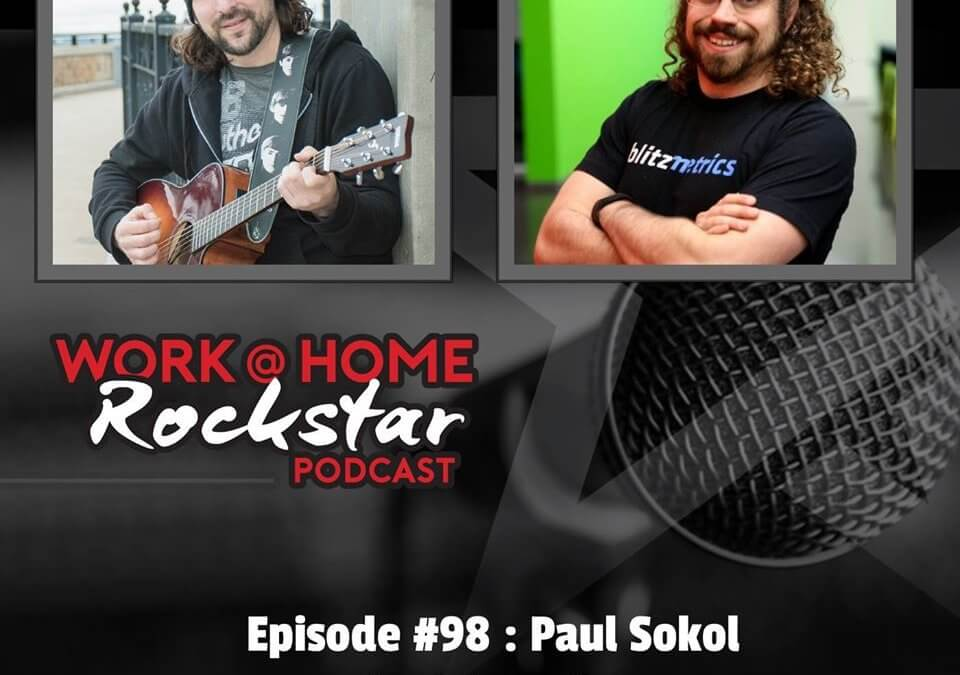 WHR #98 : Paul Sokol – Mad Scientist