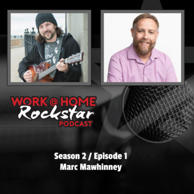 Episode 1 : Marc Mawhinney