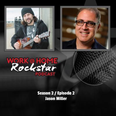Episode 2 : Jason Miller