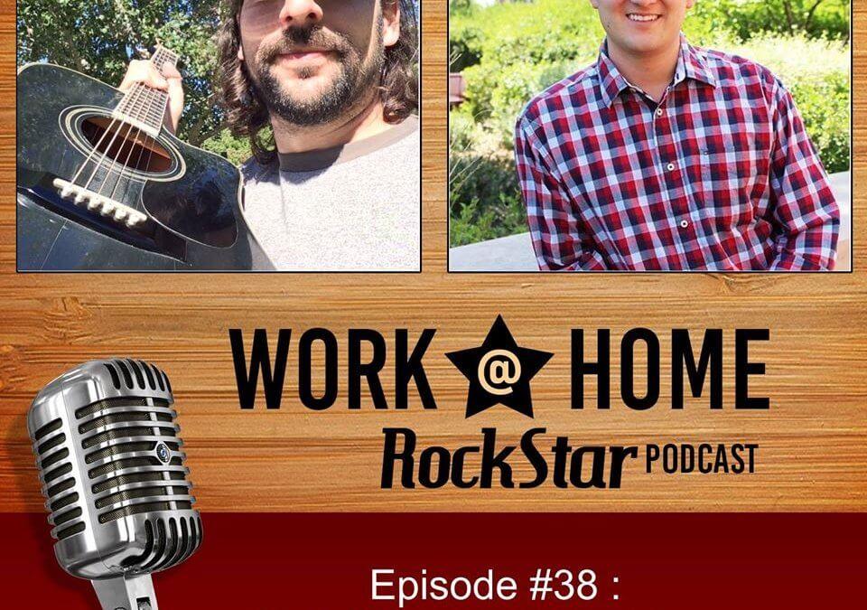 WHR #38 : Matt (handshakin) Holmes – Networking Expert