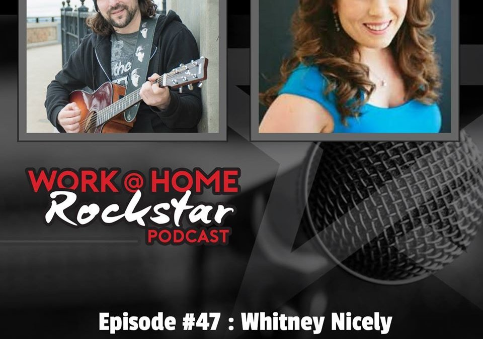 WHR #47 : Whitney Nicely – Real Estate RockStar