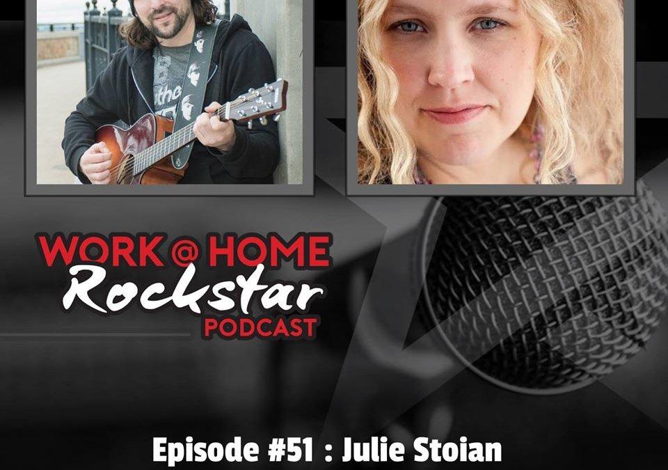 WHR #51 : Julie Stoian