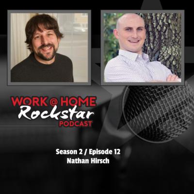 Episode 12 : Nathan Hirsch