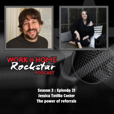 Jessica Totillo Coster – The Power of Referrals