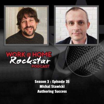 Michal Stawicki – Authoring Success